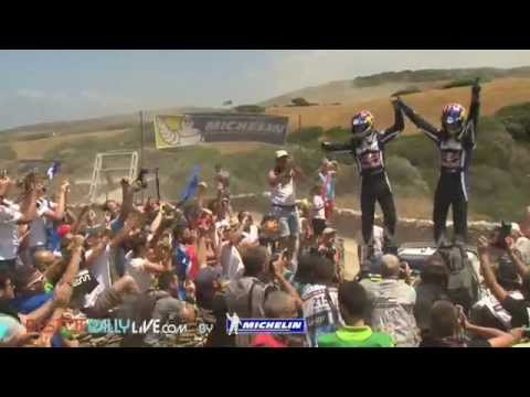 Highlights - 2015 Rally Italia Sardegna - Best-of-RallyLive.com