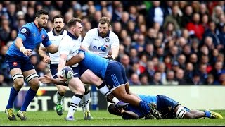 Official Extended Highlights (Worldwide)  Scotland 2918 France | RBS 6 Nations