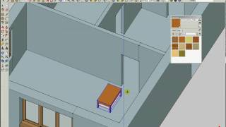Google SketchUp 7.1 Lesson 01 part 03