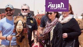 نشرة الرابعة في مهرجان الملك عبدالعزيز للإبل