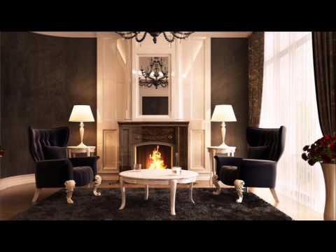 Сочетания коричневого в дизайне интерьера