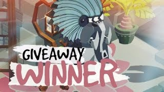 Headdress Giveaway WINNER! {Animal Jam}