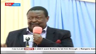 Referendum Debate: ANC Leader, Musalia Mudavadi on the referendum