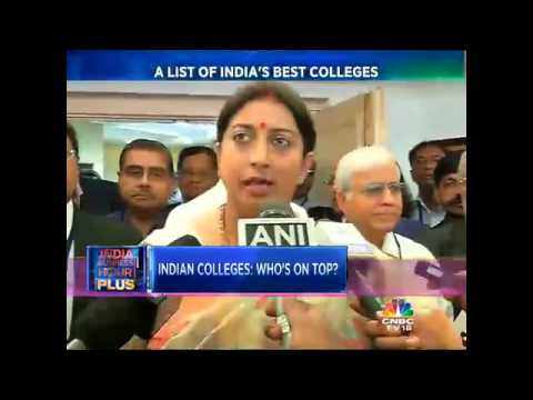 The Great College Hunt 2016: A List Of India's Best Colleges