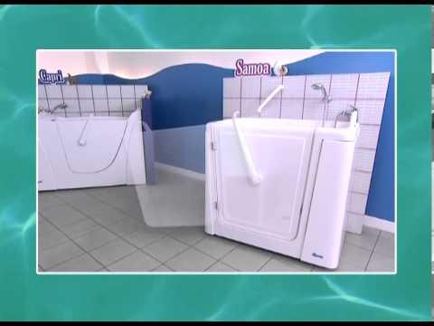 Vasche con sportello per anziani e disabili   tutti i modelli di ...