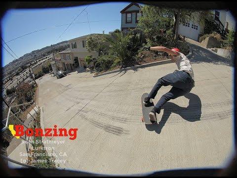 Bonzing Skateboards: Sean