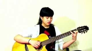 Chắc Ai Đó Sẽ Về (Cover:  Bé Mẫn) Guitar Solo