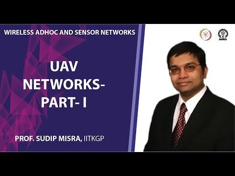 UAV Networks- Part- I