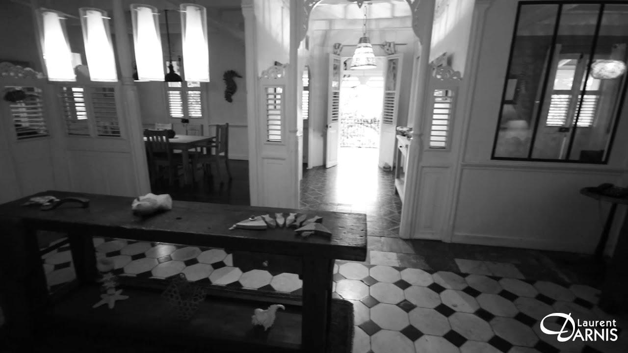 A Vendre Habitation Coloniale Fort De France Martinique