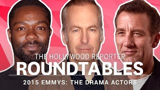 Raw, Uncensored: THR's Full, Drama Actor Roundtable With Bob Odenkirk, David Oyelowo and More