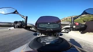 Yamaha Mt-07 Yakıt Tüketimi Hafta Sonu Uzun Yol Gezisi Salda Gölü