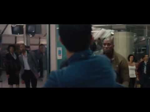 Fast And Furious 6 - 1 vs 2 fight scene