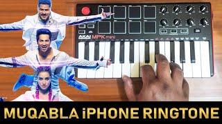 Muqabla - Street Dancer 3D | iphone Ringtone By Raj Bharath | Prabhudeva |A.R.Rahman