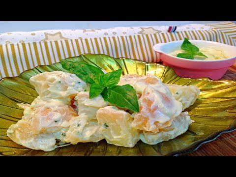 Patatas alioli casero cocina f cil r pida y econ mica - Cocina rapida y facil ...