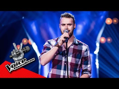 Mike zingt 'Dancing On My Own' | Blind Audition | The Voice van Vlaanderen | VTM