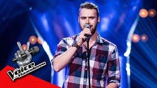 Mike zingt 'Dancing On My Own' | Blind Audition | The Voice van Vlaanderen | VTM