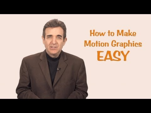 How To Make Motion Graphics for Video Marketing