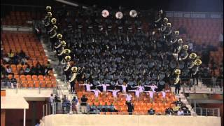 Southern University Human Jukebox 2013-2014