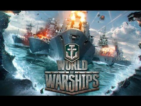 World of Warships #1 53.000 урона