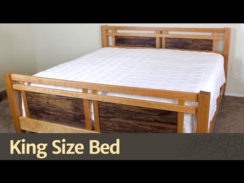 260 King Size Bed