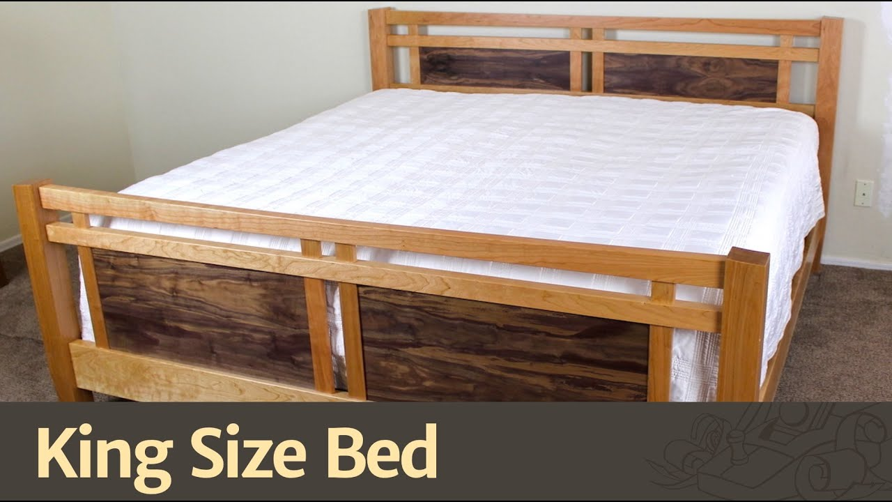 260 King Size Bed YouTube
