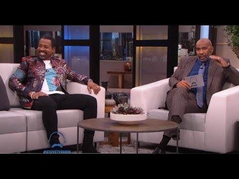 MyHeritage DNA Featured on the Steve Harvey Show