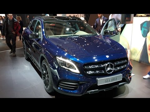 All New Mercedes-Benz GLA 180 d 2017 In detail review walkaround Interior Exterior