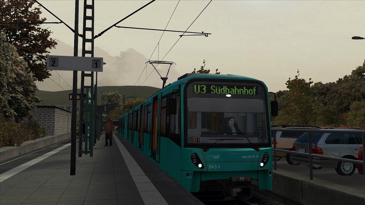 Bahnhof Spiel