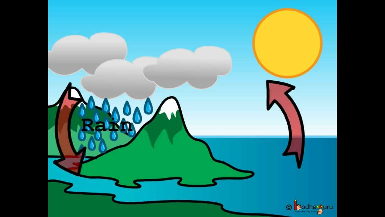 Science changing weather water cycle hindi also youtube rh