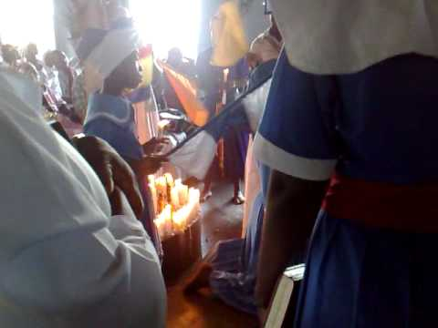 Spiritural Baptist Thanksgiving in St Vincent pt1