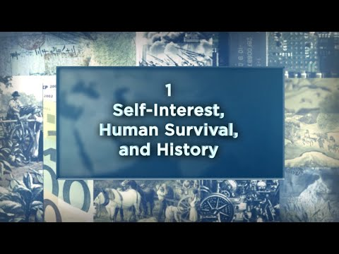 An Economic History of the World Since 1400 | Self-Interest, Survival, and History The Great Courses