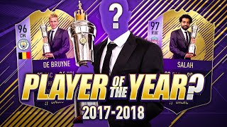 PLAYER OF THE YEAR?