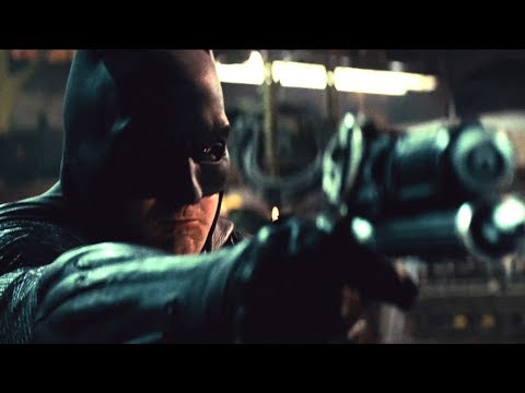 Warehouse Scene | Batman v Superman (4k, HDR)