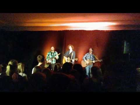 Michael Schulte feat. Rauschenberger with Jump before we fall - Live @ Deutsches Haus Flensburg
