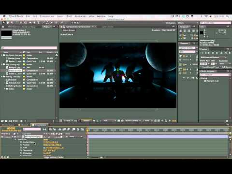 After Effects CS6 Tutorial - CS6 in 6 Minutes