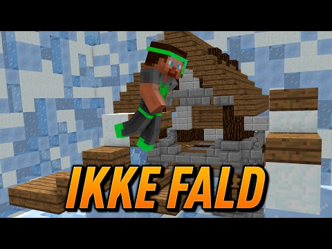 Dansk Minecraft - Just Don't Fall Parkour -