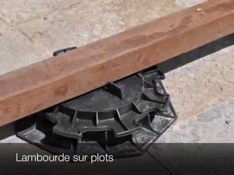 Construction terrasse bois composite youtube for Construction en bois herault