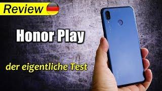 Honor Play | der eigentliche Test ;)