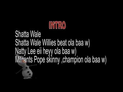 Shatta wale x millitant x Pope skinny- forgetti