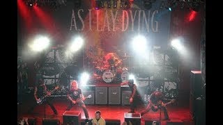 "AS I LAY DYING new song titled ""My Own Grave"" clip appears on line at off new album"