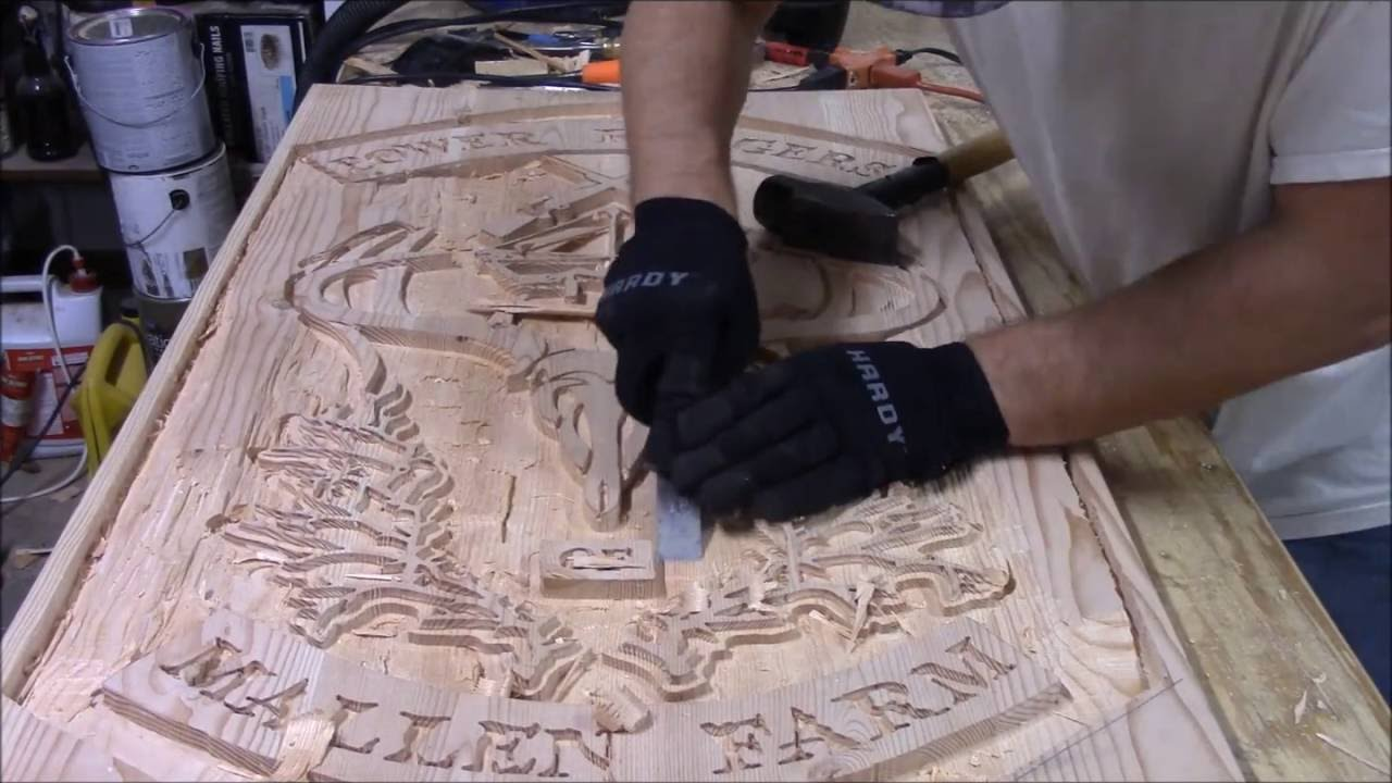 Pr table top part router carved insert youtube