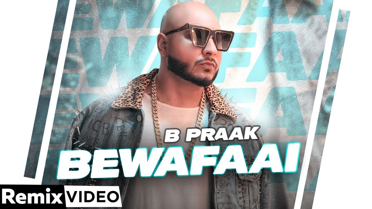 Bewafaai (Remix) | B Praak | Gauahar Khan | Jaani | DJ Mandy | Hit Punjabi Song 2020