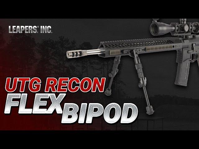 Leapers UTG Recon Flex Bipod