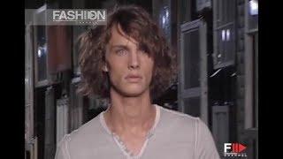 JOHN VARVATOS Spring Summer 2008 Menswear Milan - Fashion Channel