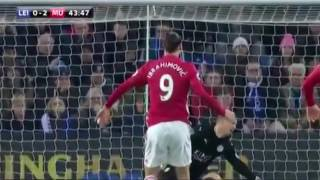 Manchester United Vs Leicester City HD All Goals Highlights EPL 2016/17