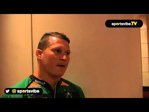 Dylan Hartley Interview - Defending The Title