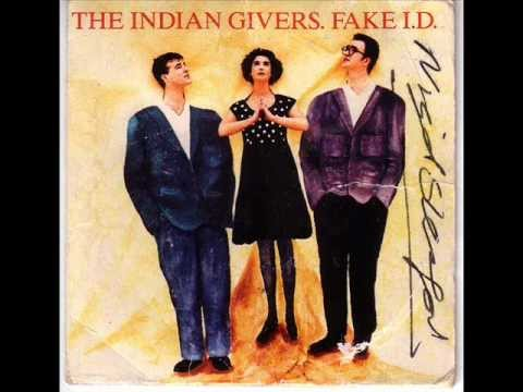 The Indian Givers Fake ID