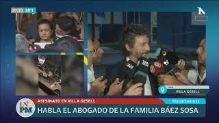Habló el abogado de Fernando Báez Sosa: