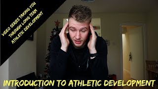 EPISODE 1: INTRODUCTION TO YOUTH ATHLETIC DEVELOPMENT - SUMMARY VIDEO