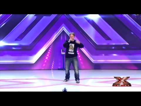 X FACTOR CZ&SK 2014 - Jaroslav Matesz